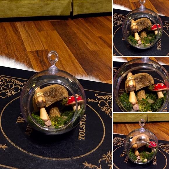 🦋2/$10 3/$15 4/$18 5/$20 🍄 Mushroom Decor